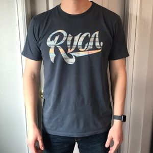 Other - Grey RVCA t-shirt
